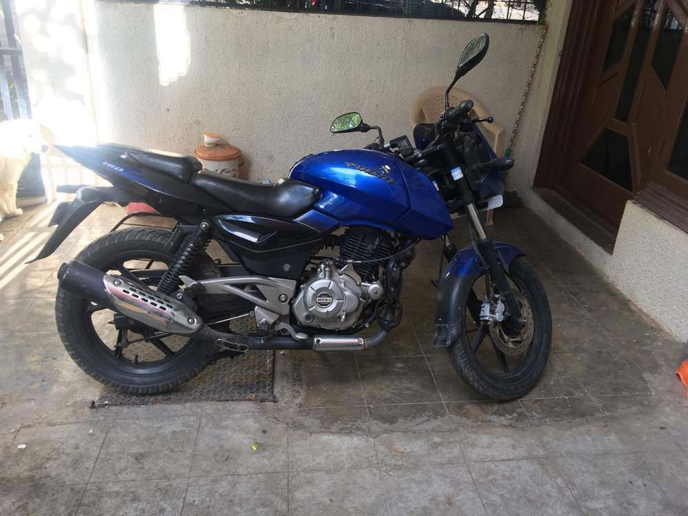 Used Bajaj Pulsar 150 Bike in Bangalore 2012 model, India at Best ...
