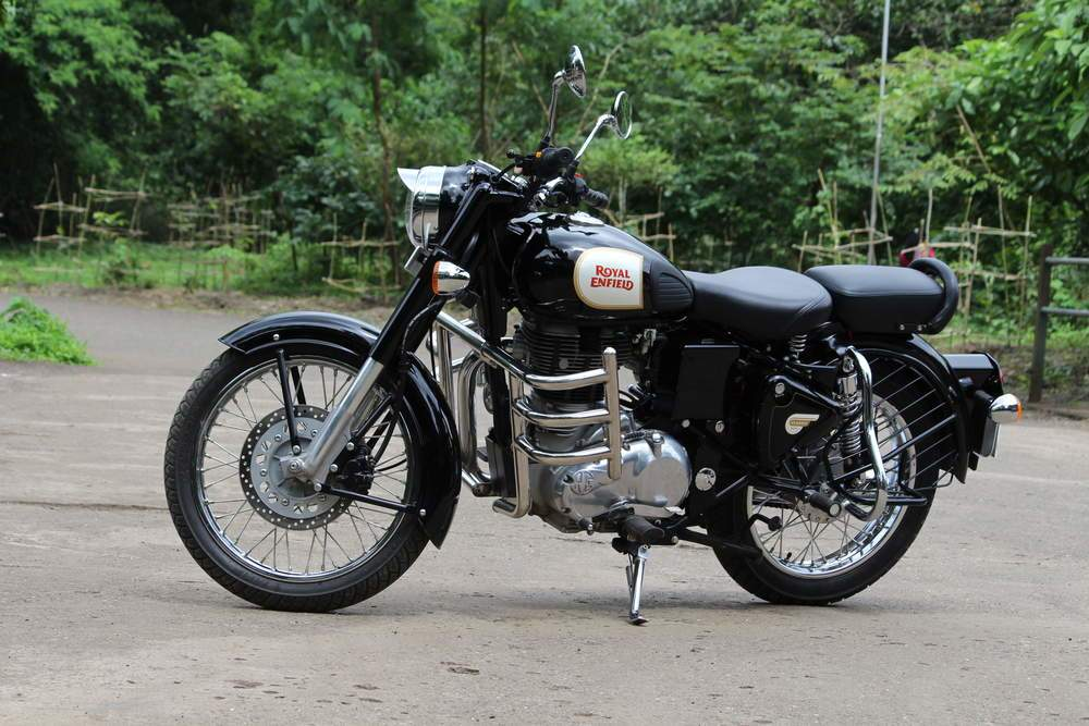 Used Royal Enfield Bullet 350 Bike In Kottayam 2015 Model