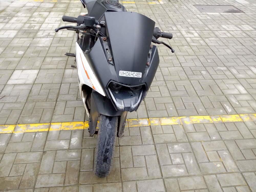 Kawasaki Ninja H2 Rear View