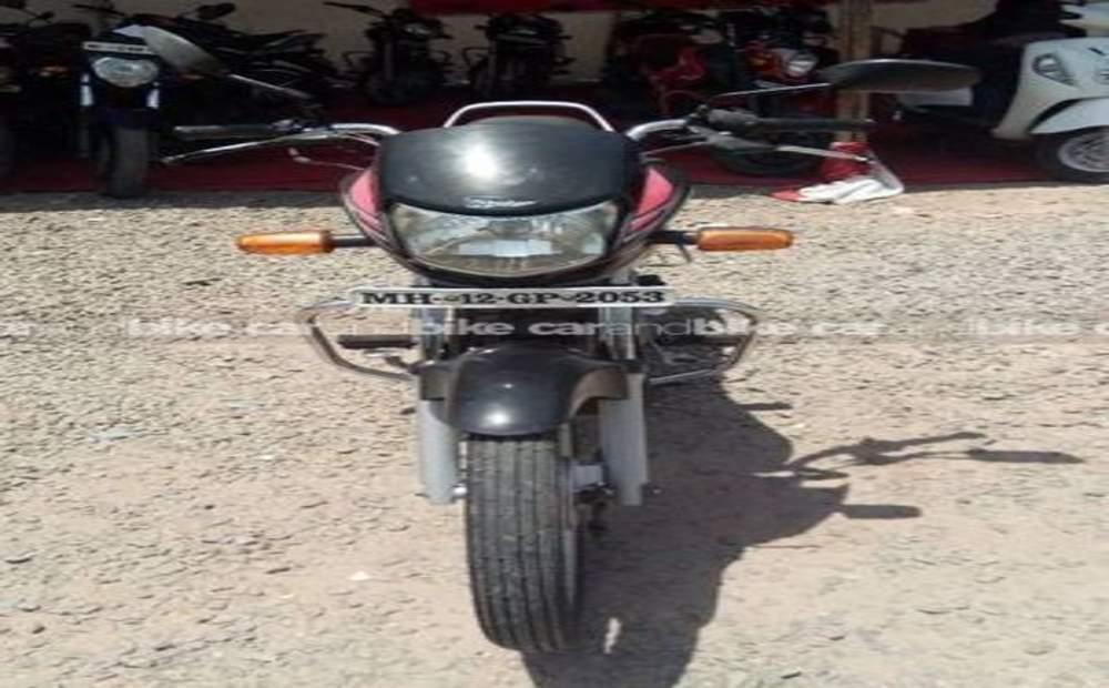 Hero Honda Cd Deluxe Std Front View