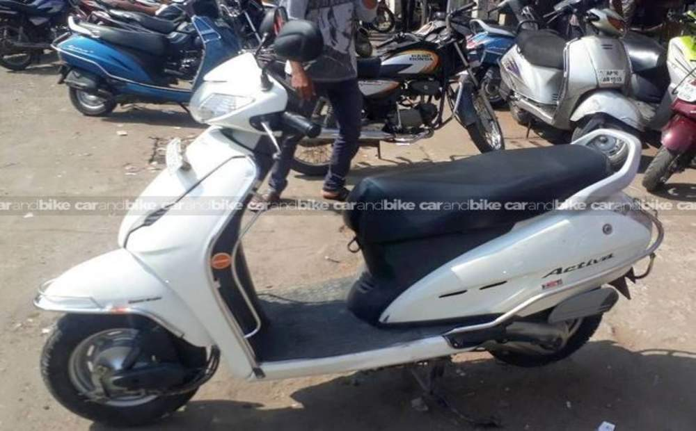 Used Honda Activa Bike in Hyderabad 2014 model, India at