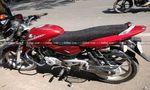 Bajaj Pulsar 150 Std Rear View