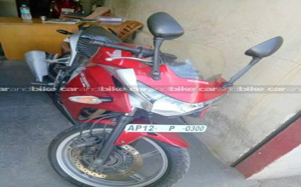 Honda Cbr 250r Abs Front View