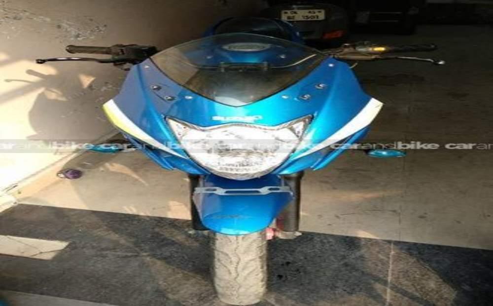 Suzuki Gixxer Sf Moto Gp Edition Front View