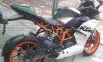 Ktm Rc 390 Std Front Tyre