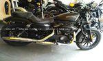 Harley Davidson Street Rod Std Front Tyre