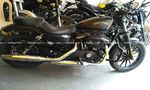Harley Davidson Street Rod Std Rear Tyre