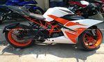 Ktm Rc 200 Std Rear Tyre