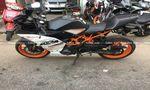 Ktm Rc 390 Std Rear Tyre