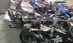 Honda Cb Shine Cb Left Side