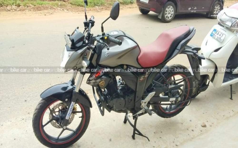 Used Suzuki Gixxer Sf Bike In Bangalore 2016 Model India At Best