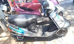 Tvs Scooty Std Left Side
