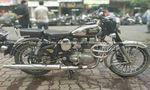 Royal Enfield Classic Chrome Standard Left Side
