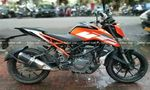 Ktm 250 Duke Std Right Side