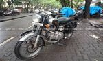 Royal Enfield Classic Chrome Standard Front Tyre