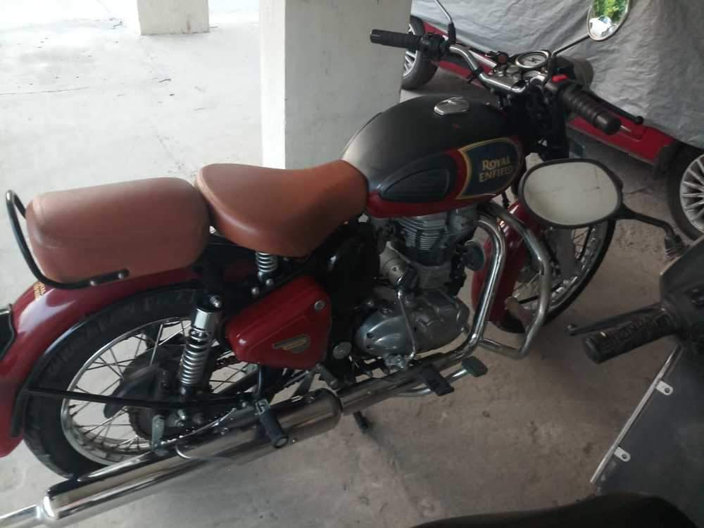 Royal Enfield Classic 350 Rear Tyre