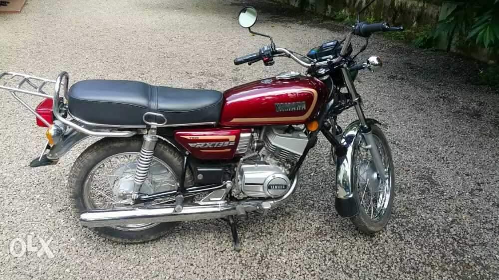 1999 Yamaha RX 135 STD