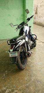 Bajaj V15 Rear Tyre