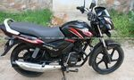 Tvs Star City Plus Kick Start Mag Front Tyre
