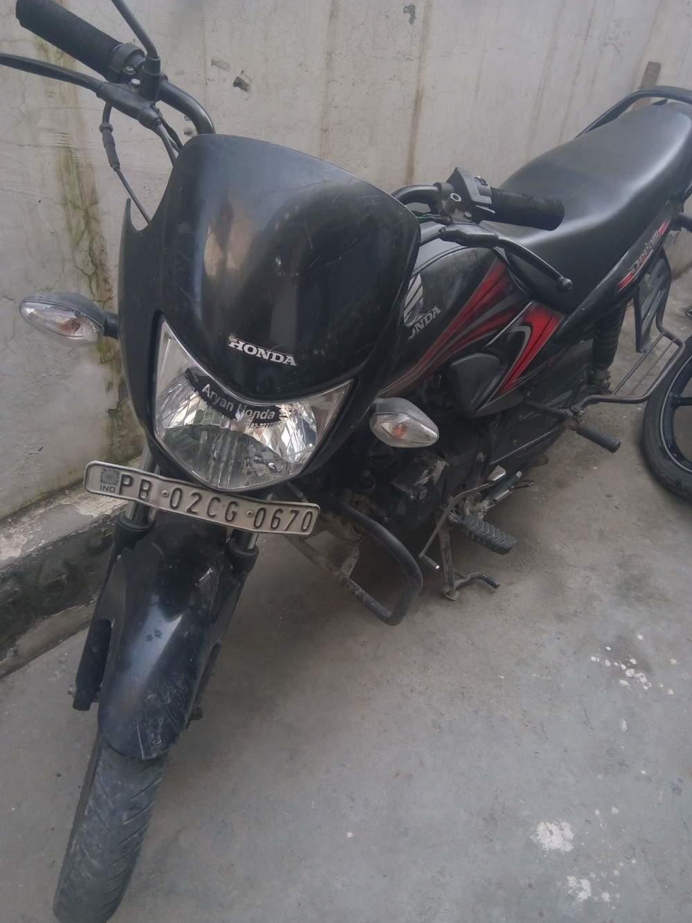 Honda Dream Yuga Front View