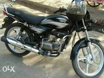 Used Hero Splendor Plus Bike in New Delhi 2008 model, India