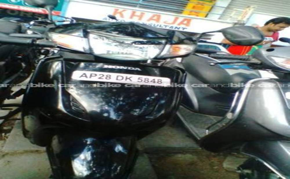 Used Honda Activa Bike in Hyderabad 2011 model, India at