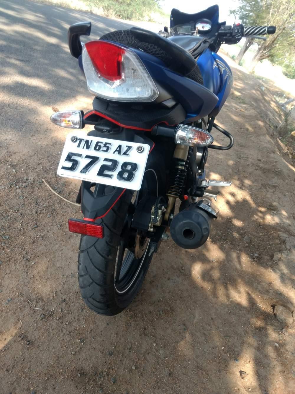 Used Tvs Apache Rtr 180 Bike in Ramanathapuram 2016