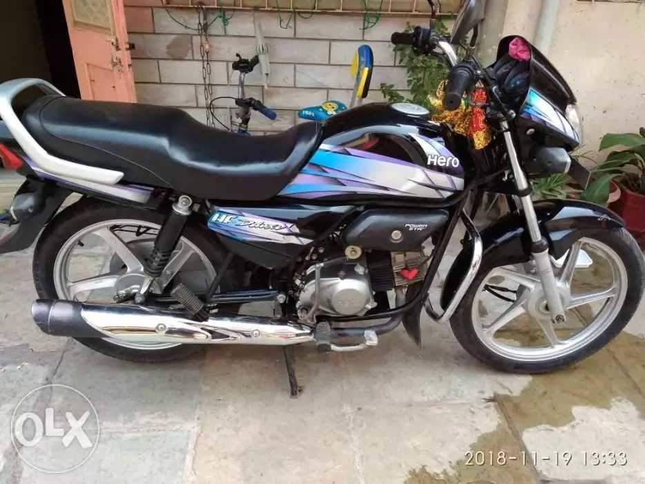 Used Hero Hf Deluxe Bike in Mumbai 2017 model, India at Best Price