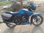 Tvs Apache Rtr 160 Right Side