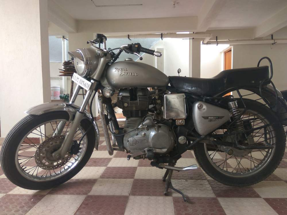 Used Royal Enfield Bullet Electra Bike In Bangalore 2010 -3482