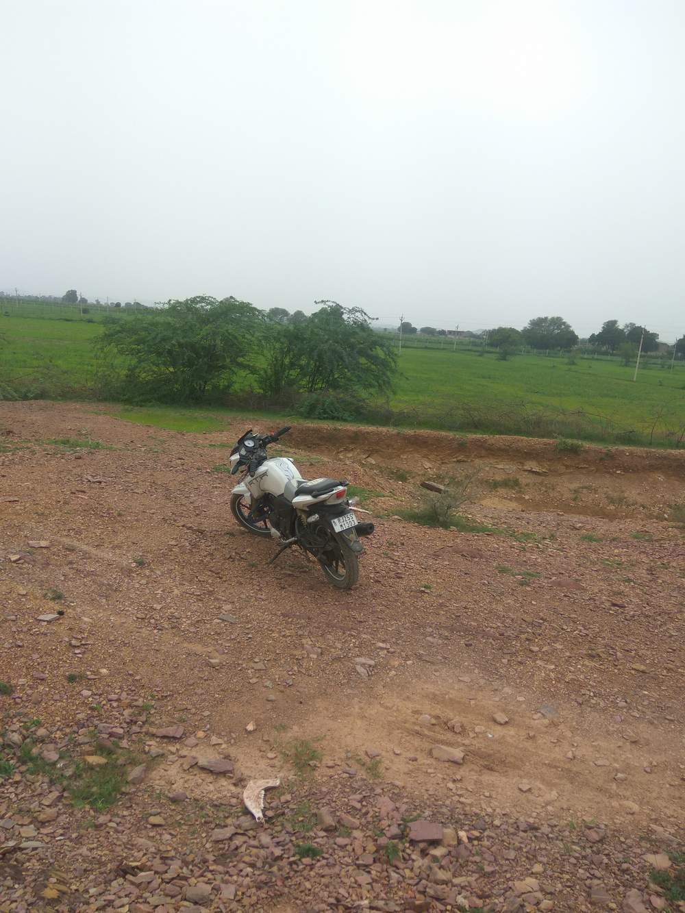 Used Tvs Apache Rtr 180 Bike in Sawai Madhopur 2015