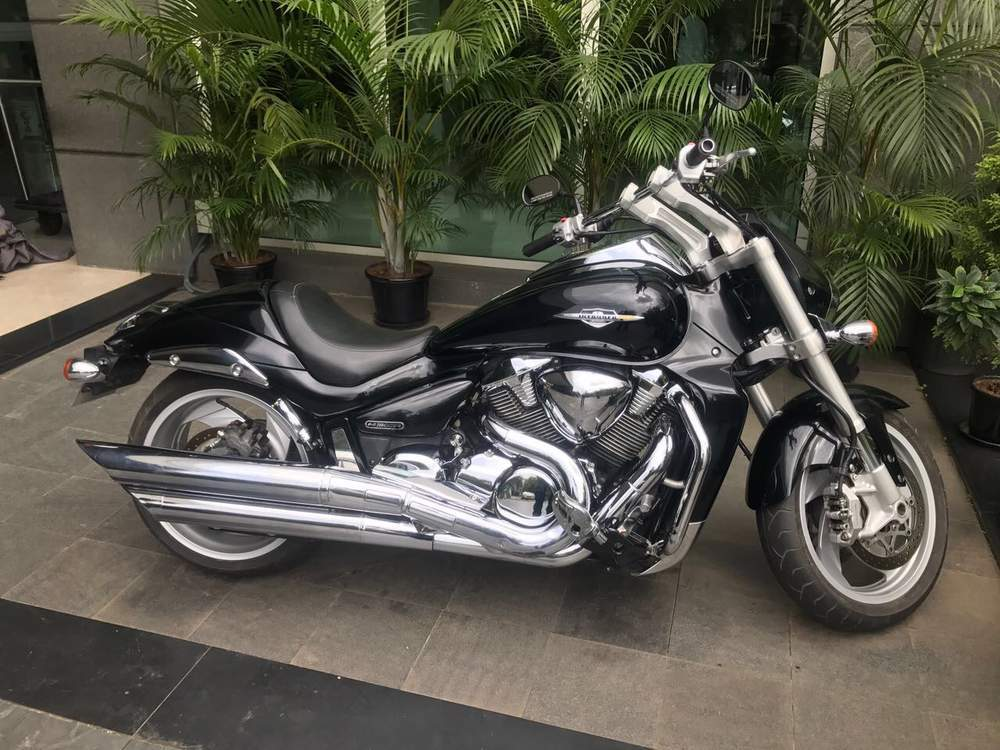 used suzuki intruder m1800r bike in gurgaon 2012 model. Black Bedroom Furniture Sets. Home Design Ideas