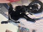 Ktm 200 Duke Front Tyre