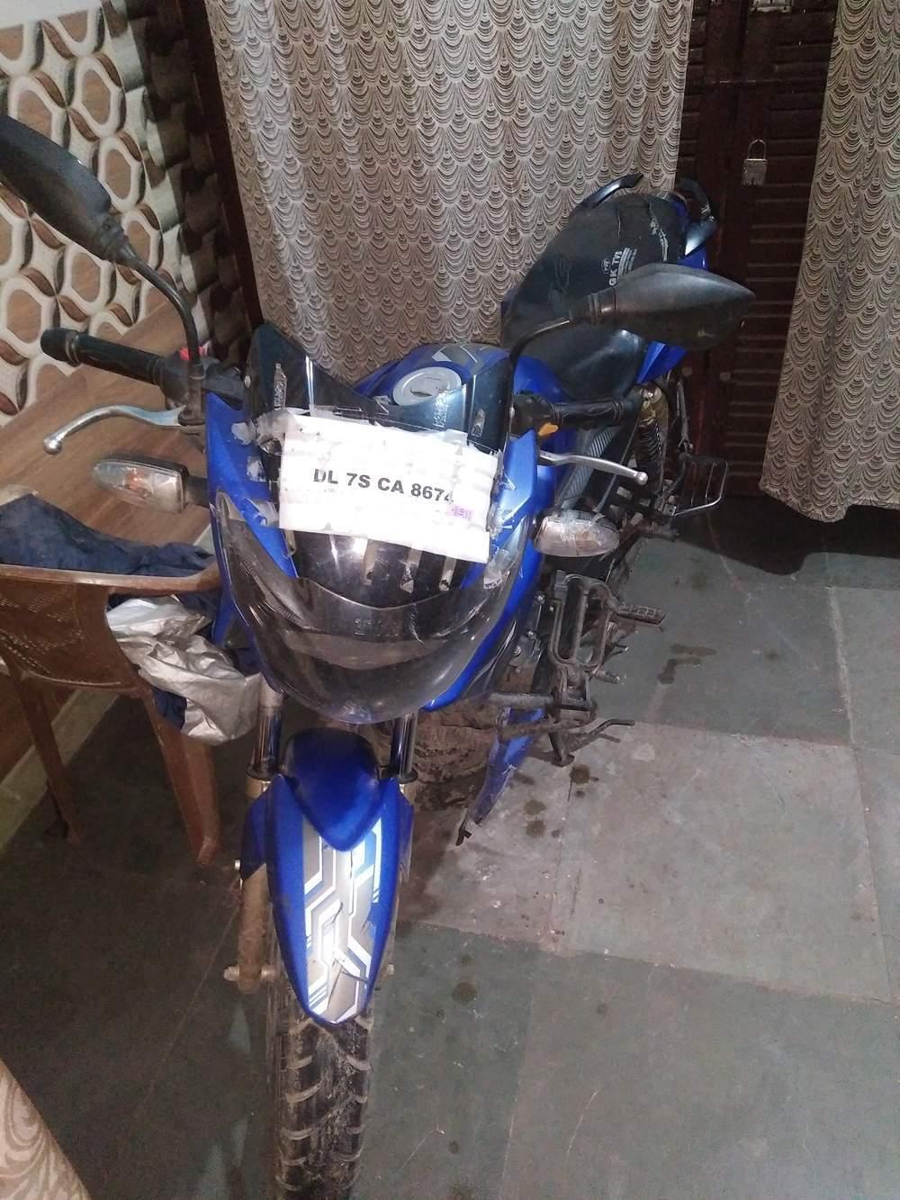 Used Tvs Apache Rtr 180 Bike in New Delhi 2016 model