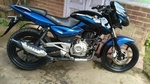 Bajaj Pulsar 150 Left Side