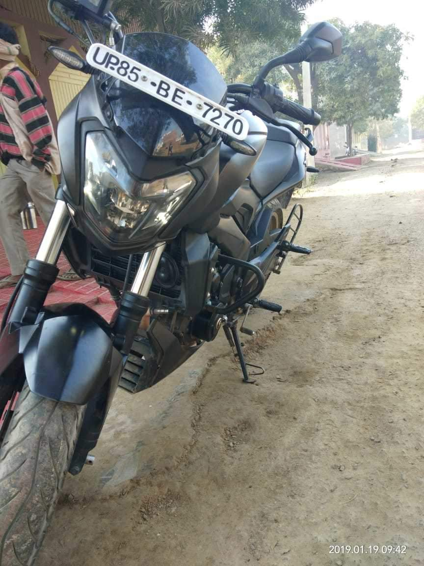 Bajaj Dominar 400 Front View