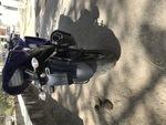 Yamaha Yzf R15 Rear View
