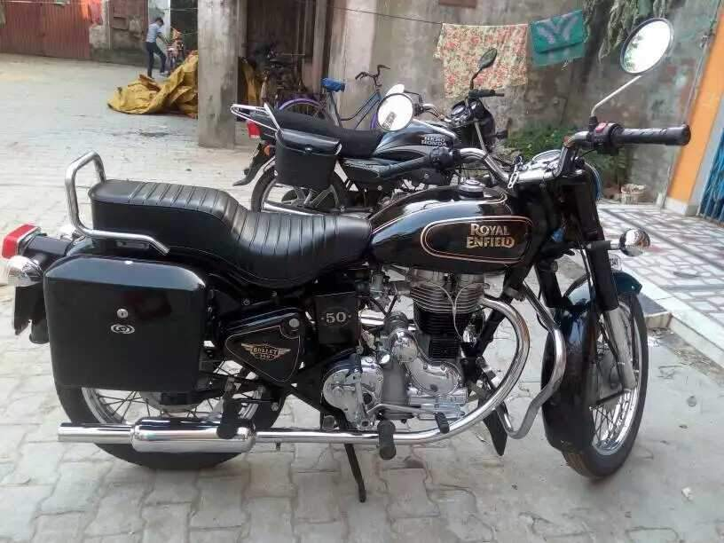 Royal Enfield Bullet 350 Rear Tyre