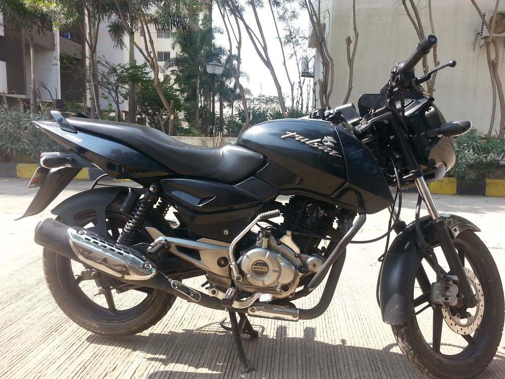 Used Bajaj Pulsar 150 Bike in Pune 2012 model, India at Best Price ...