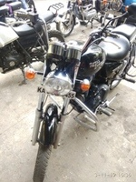 Royal Enfield Thunderbird 500 Right Side