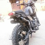 Royal Enfield Himalayan Left Side