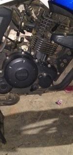 Yamaha Fazer V20 Fi Rear Tyre
