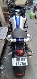 Yamaha Fazer V20 Fi Right Side