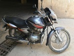 Honda Cb Unicorn Left Side