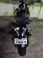 Bajaj Pulsar Rs 200 Right Side