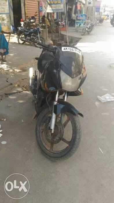 Used Hero Karizma Zmr Bike in Hyderabad 2007 model, India at