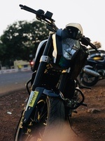Kawasaki Z800 Front Tyre