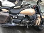 Um Motorcycles Renegade Commando Right Side