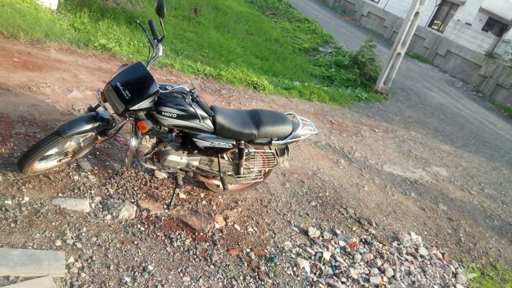 Hero Splendor Plus Front Tyre