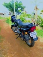 Bajaj Ct 100 Rear Tyre